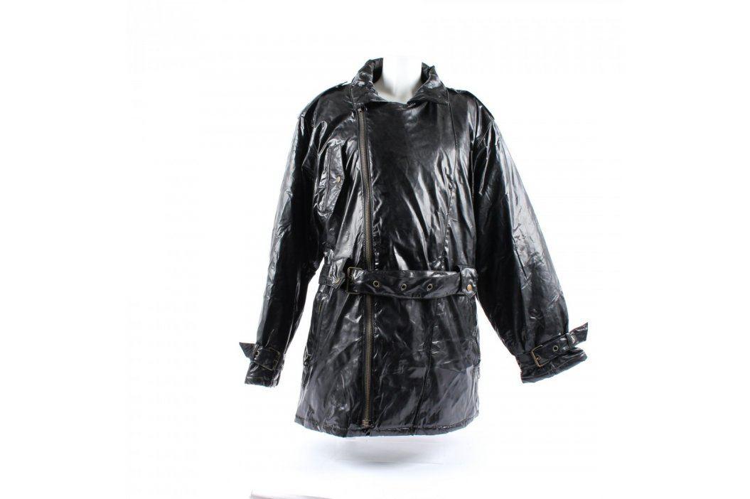 Pánský kabát Tornado černý Pánské bundy a kabáty