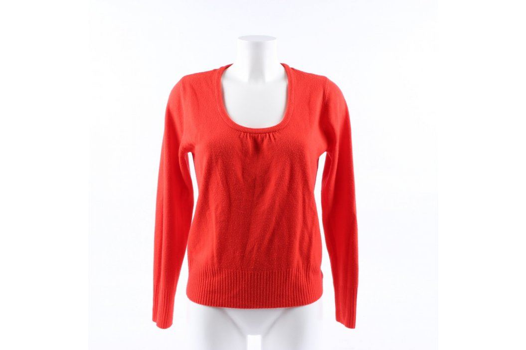 Dámský svetr Papaya odstín červené Dámské svetry a roláky