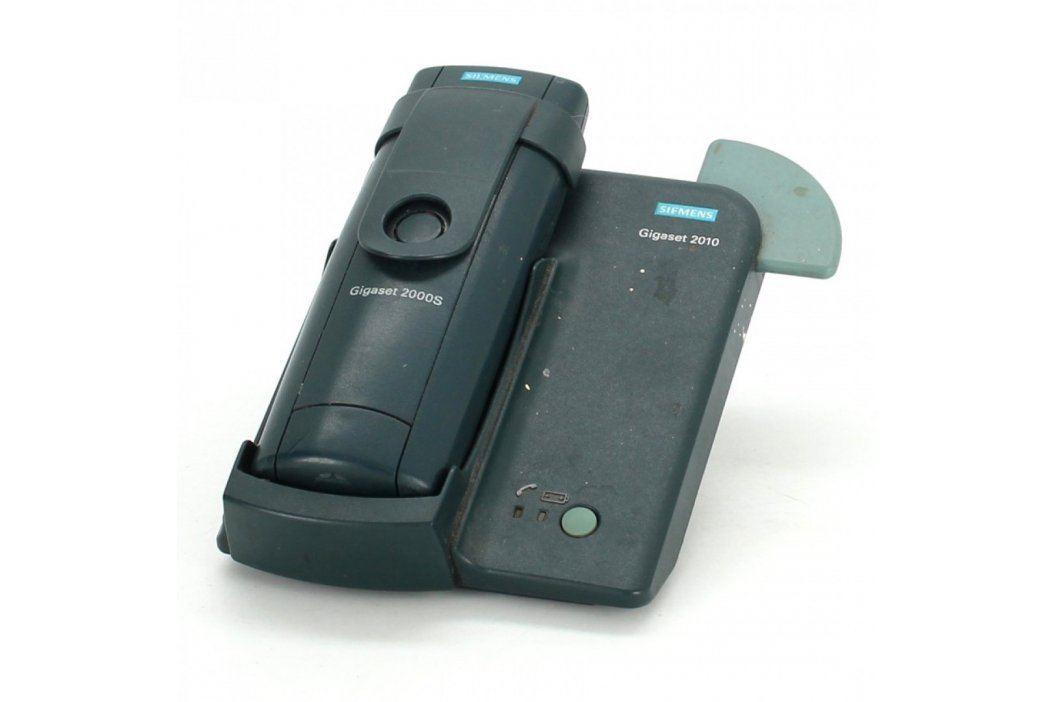 Bezdrátový telefon Siemens Gigaset 2010 Bezdrátové telefony