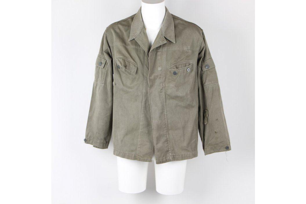 Pánská bunda odstín khaki  Pánské bundy a kabáty