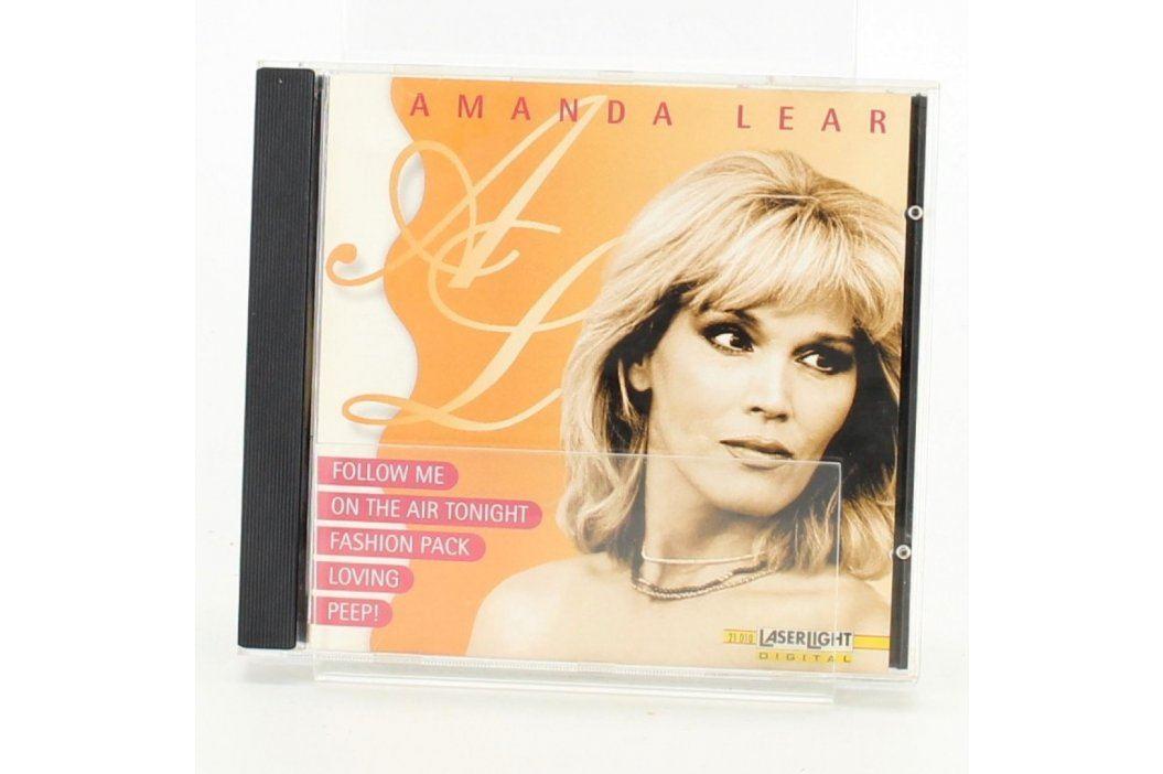 CD Laser Europop Amanda Lear Hudba