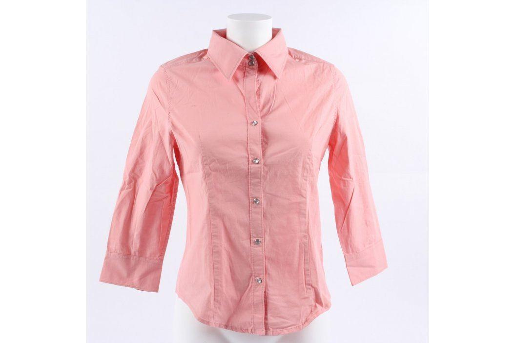 Dámská košile Wigosi světle růžová Dámské halenky a košile