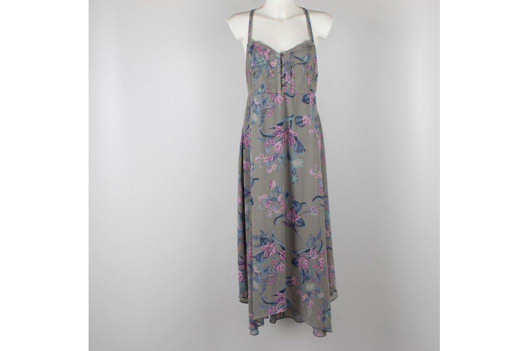 Dámské šaty Marks & Spencer Indigo šedé Dámské šaty