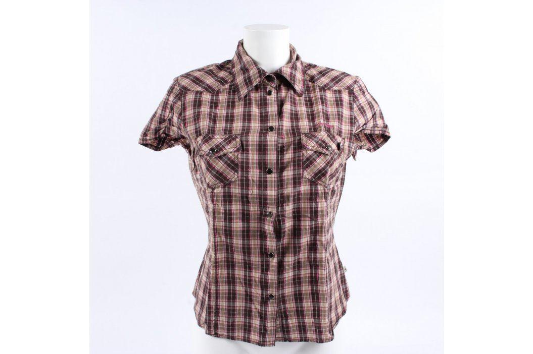 Dámská košile Tom Tailor hnědobéžová Dámské halenky a košile