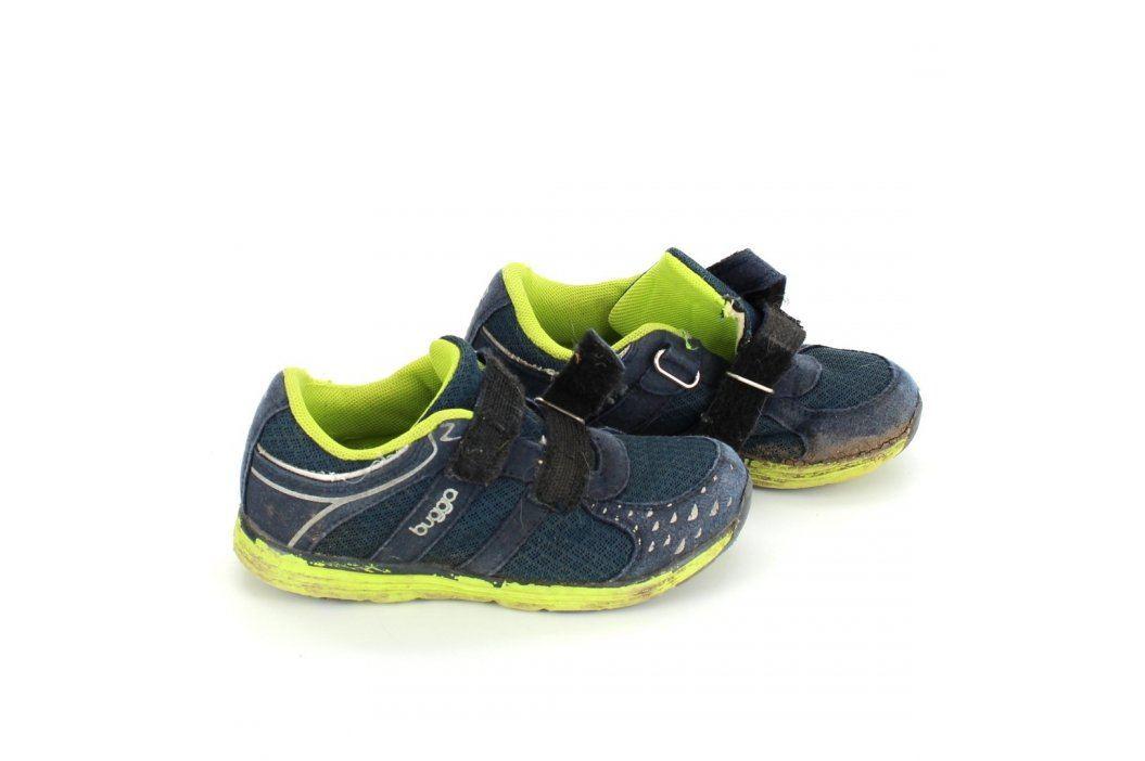 Dětské tenisky Bugga modrozelené Dětská obuv
