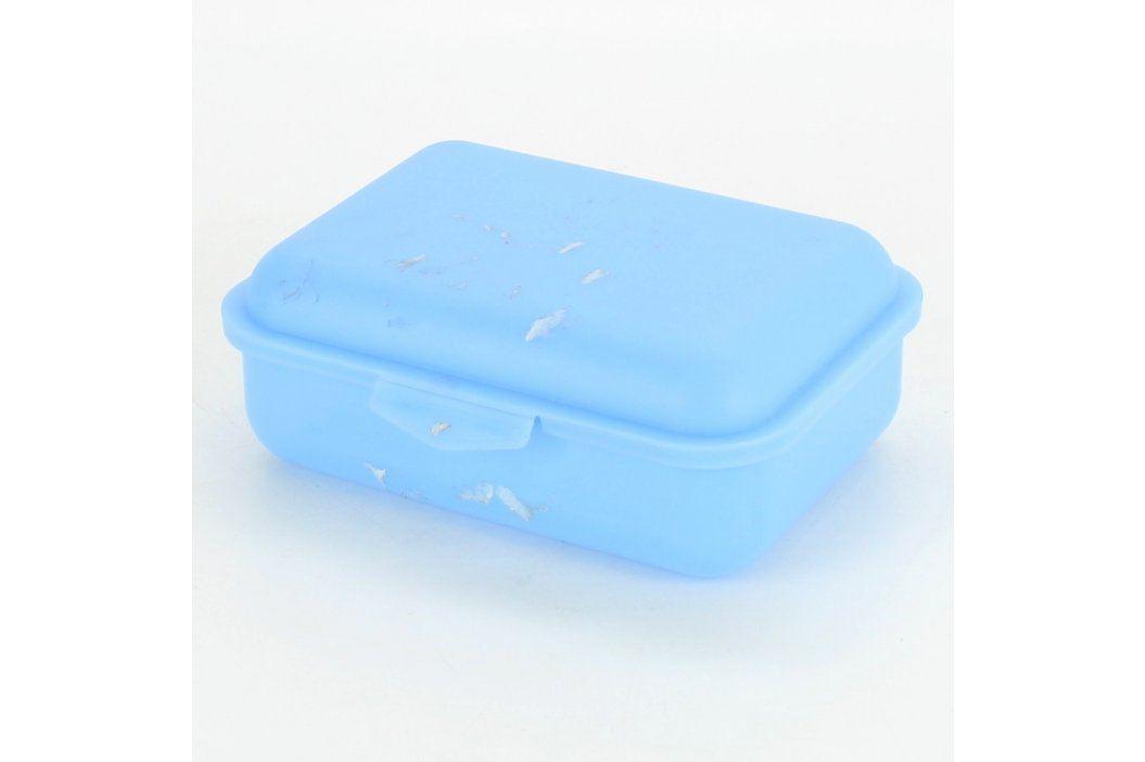 Box na svačinu světle modrý Boxy na svačinu