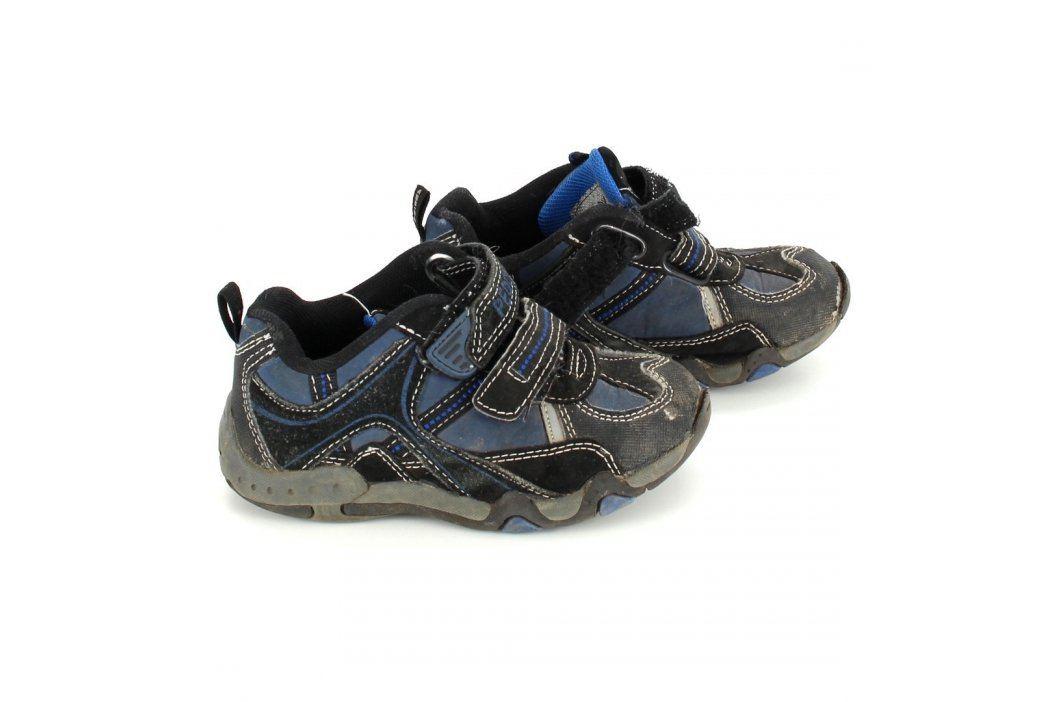 Dětské tenisky Peddy černo modré Dětská obuv
