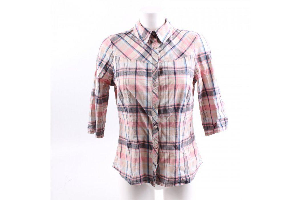 Dámská košile F&F kostkovaná multikolor Dámské halenky a košile