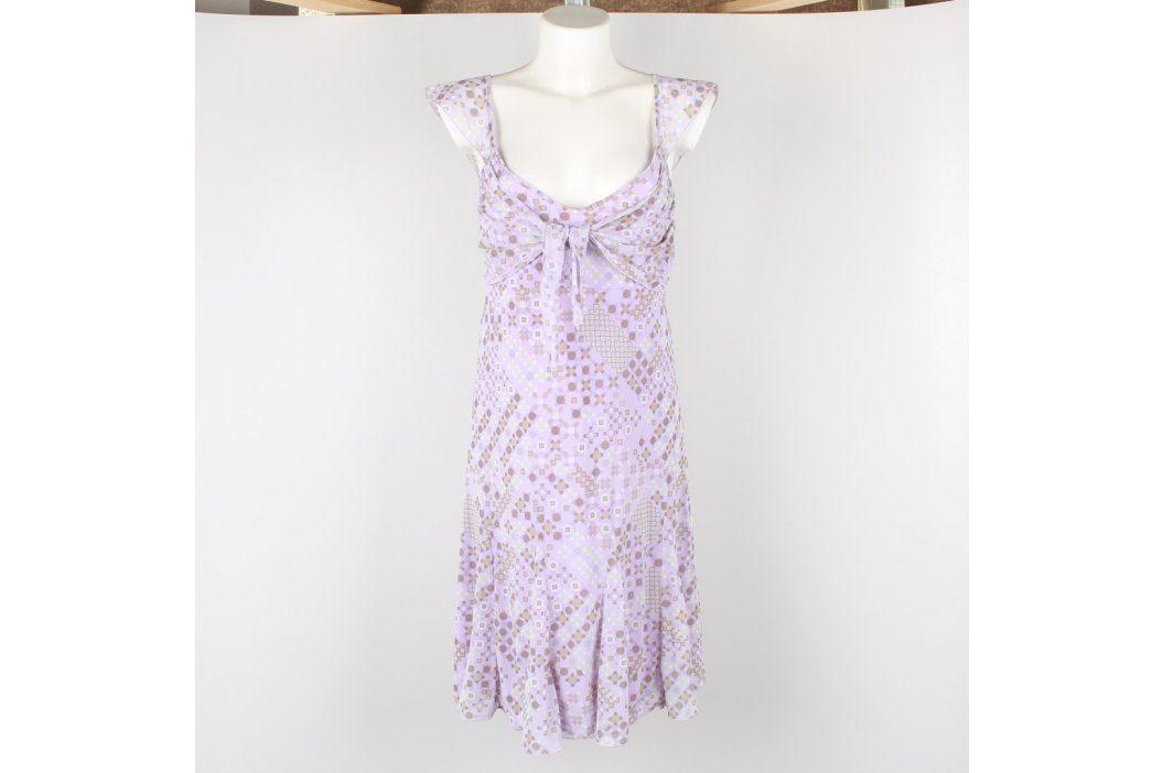 Dámské letní šaty odstín růžové Dámské šaty