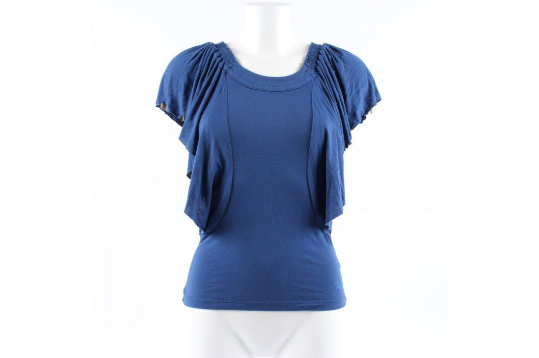 Dámský top Baker odstín modré Dámská trička a topy