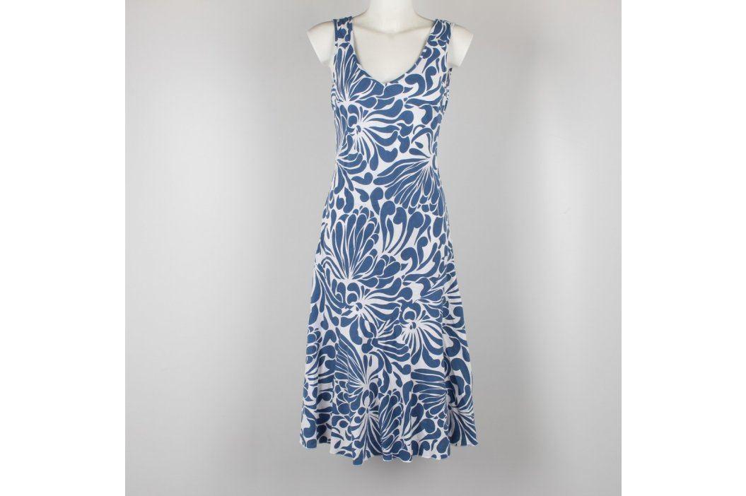 Dámské šaty Marks & Spencer bílo modré Dámské šaty
