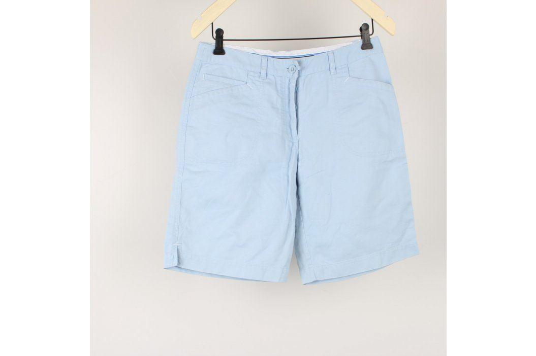 Dámské kraťasy Next odstín modré Dámské šortky