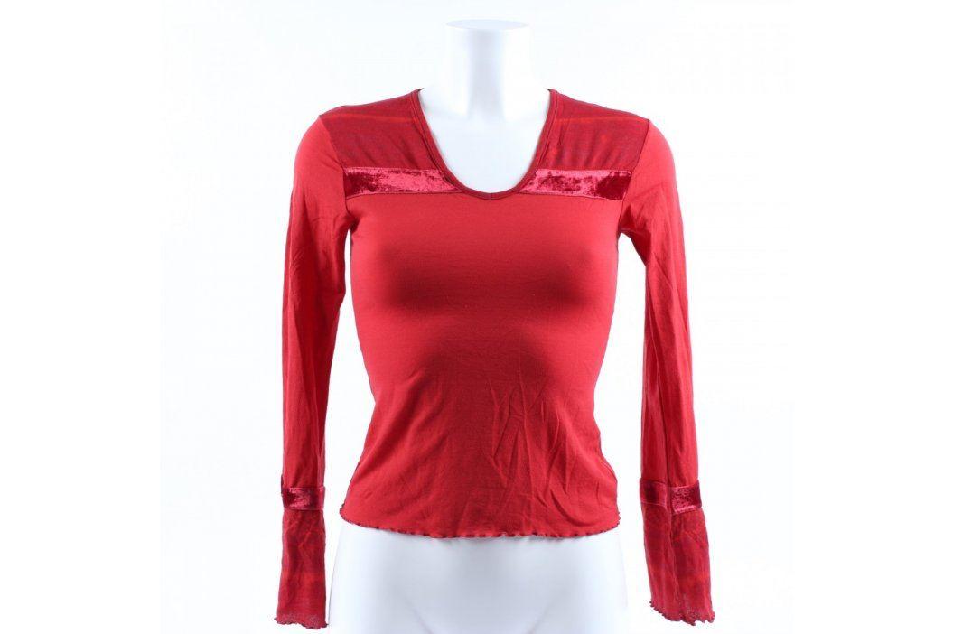 Dámské tričko More&More Woman odstín červené Dámská trička a topy