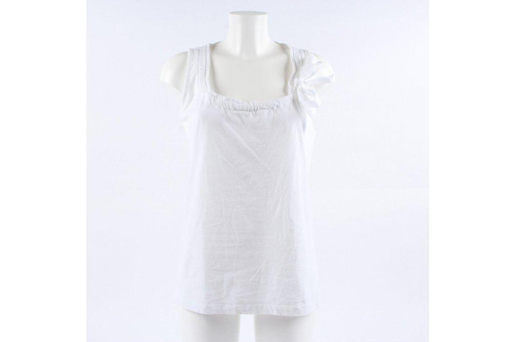 Dámské tílko Papaya bílé barvy Dámská trička a topy
