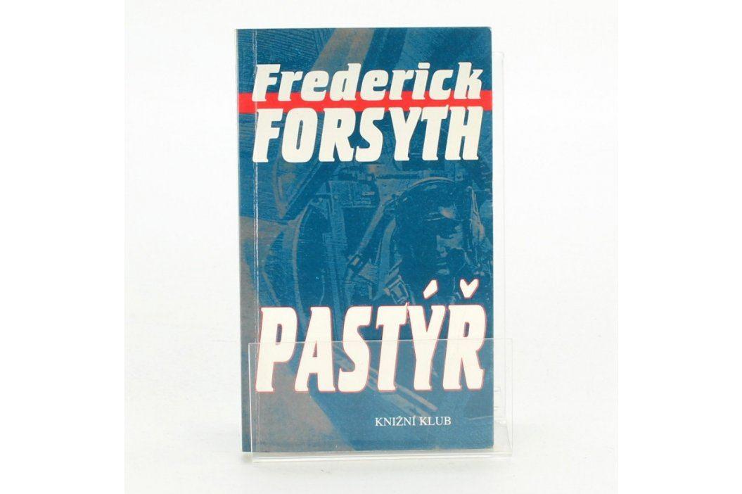 Brožura Pastýř Frederick Forsyth Knihy