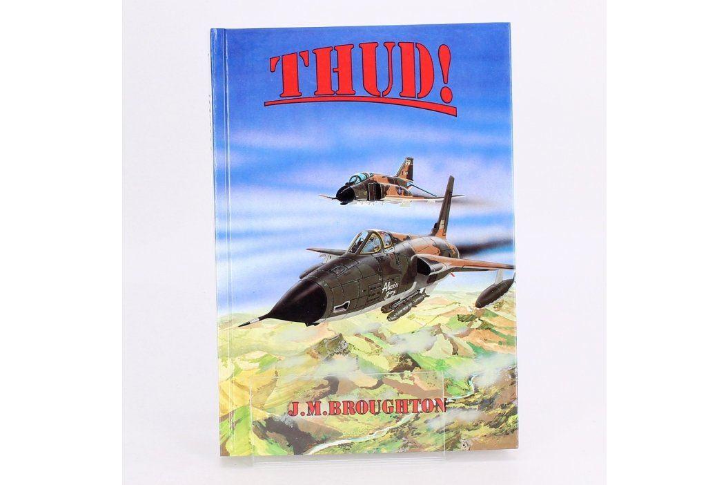 Kniha Thud! J.M.Broughton Knihy