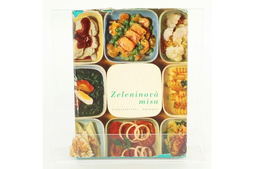 Kuchařka Zeleninová Mísa vydavatelství obchodu Knihy