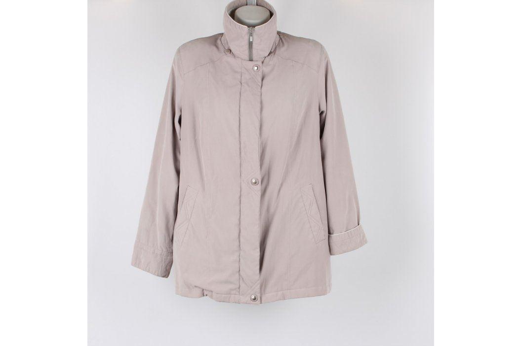 Dámská bunda Bonmarché béžová Dámské bundy a kabáty