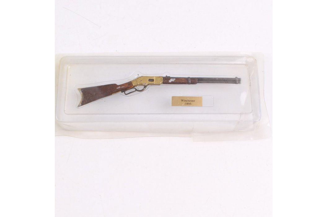 Model pušky Winchester 1866