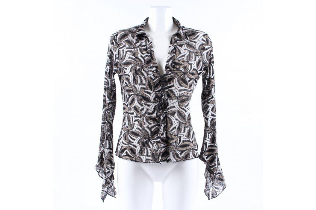 Dámská košile Dorothy Perkins černobílá Dámské halenky a košile