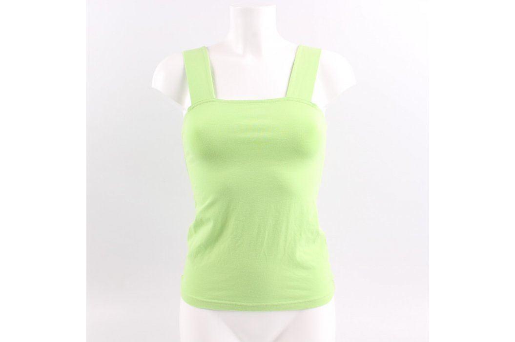 Dámský top Gilli světle zelený Dámská trička a topy