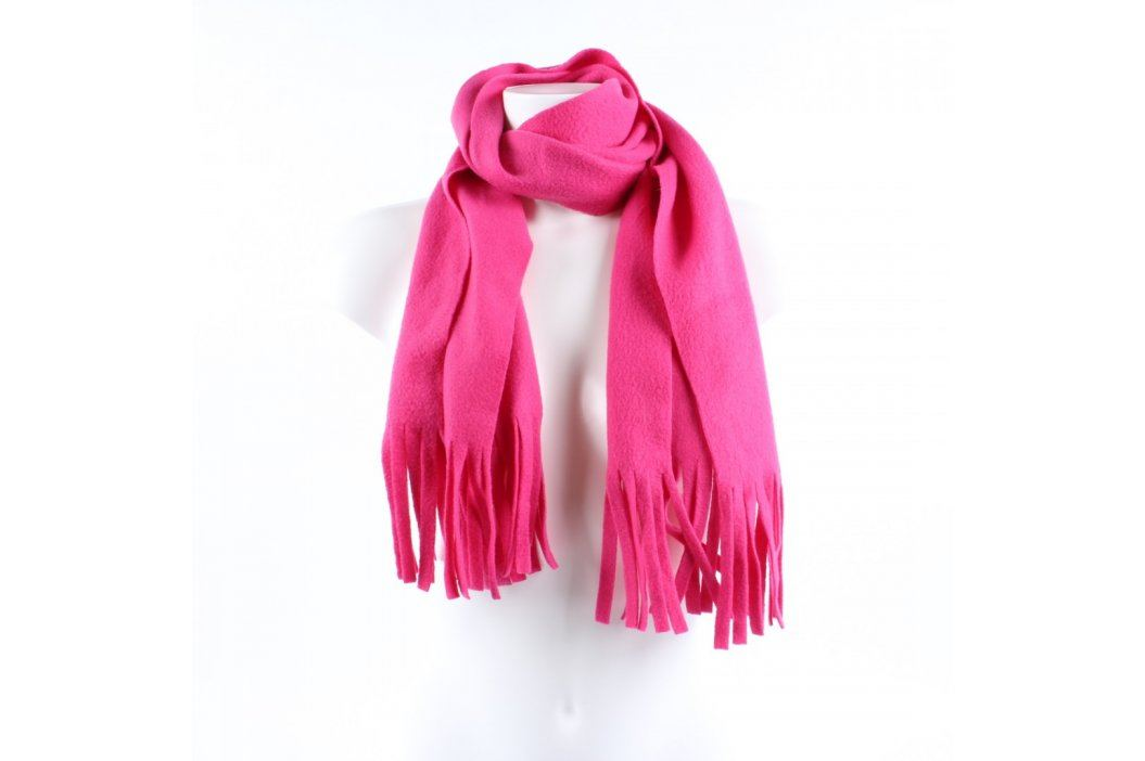 Dámská šála svítivě růžová Šály a šátky