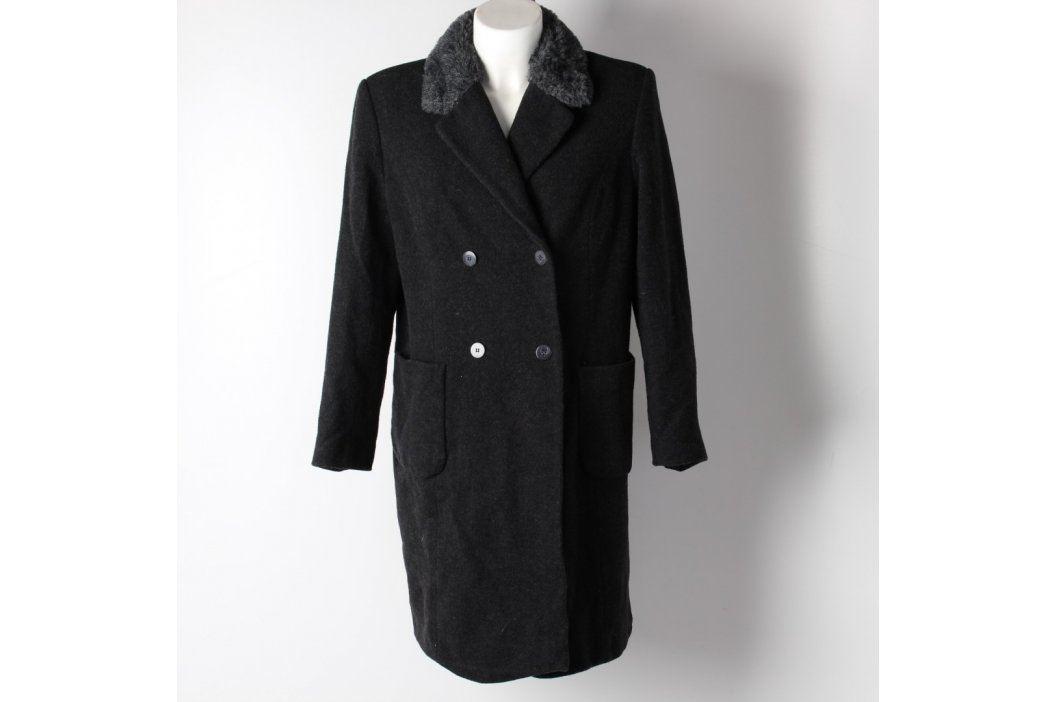 Dámský kabát George černý Dámské bundy a kabáty