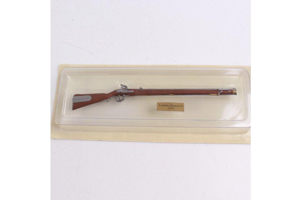 Model pušky Carabina Brunswick - 1835 Ostatní sběratelství