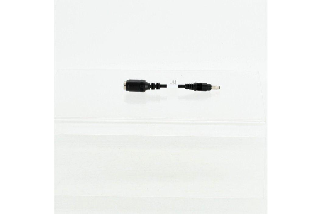 Napájecí redukce HP 414136-001 černá Napájecí kabely