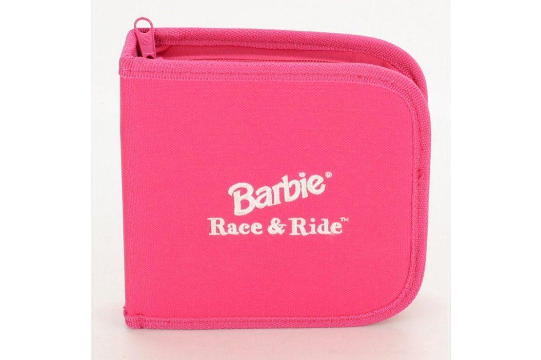 Pouzdro na CD Barbie Race & Ride růžové  Pouzdra a obaly na CD