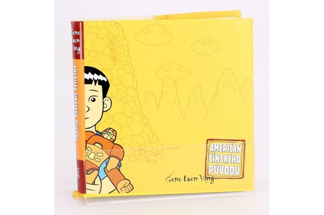 Kniha Američan čínského původu Gene Luen Yang Knihy
