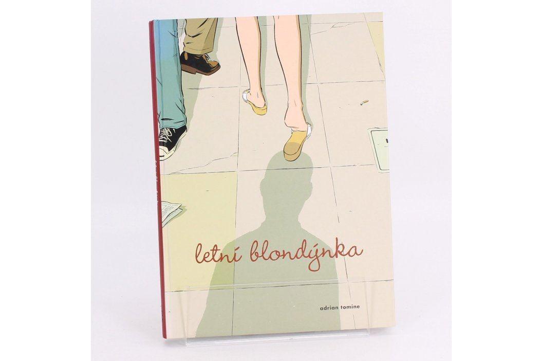 Kniha Letní blondýnka Adrian Tomine Knihy