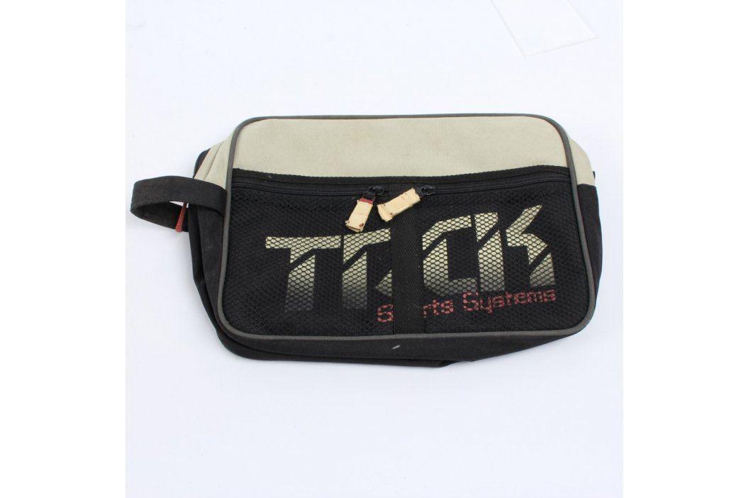 Sportovní taštička Trick Sports System černá Tašky a aktovky
