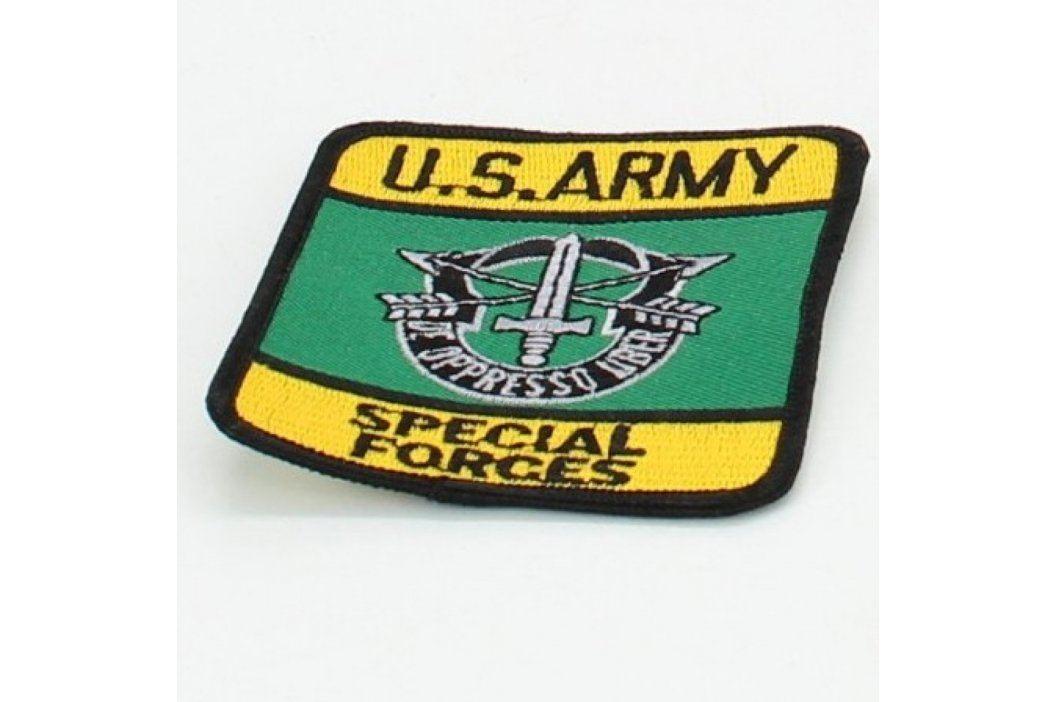 Nášivka na uniformu U.S. Army Special Forces Vojenské předměty