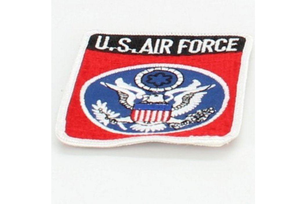 Nášivka na uniformu U.S. Air Force Vojenské předměty