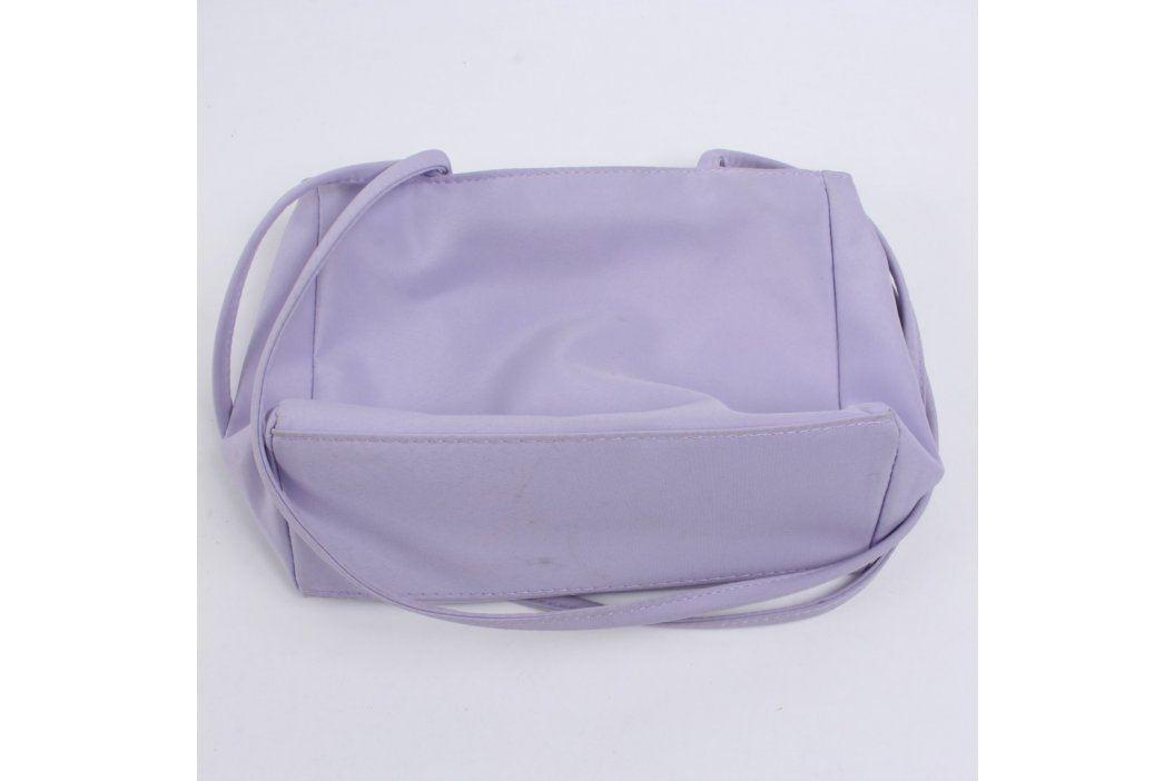 Dámská kabelka světle fialová Kabelky
