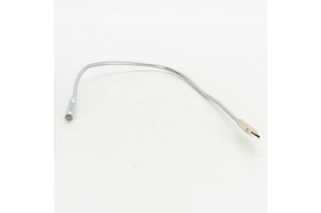 USB LED lampička Digitus délka 45 cm Příslušenství do USB