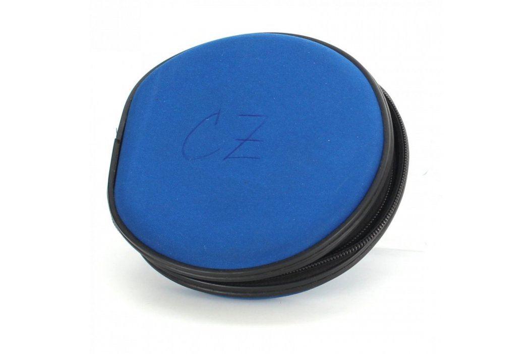 Obal na CD/DVD kulatý modrý Pouzdra a obaly na CD