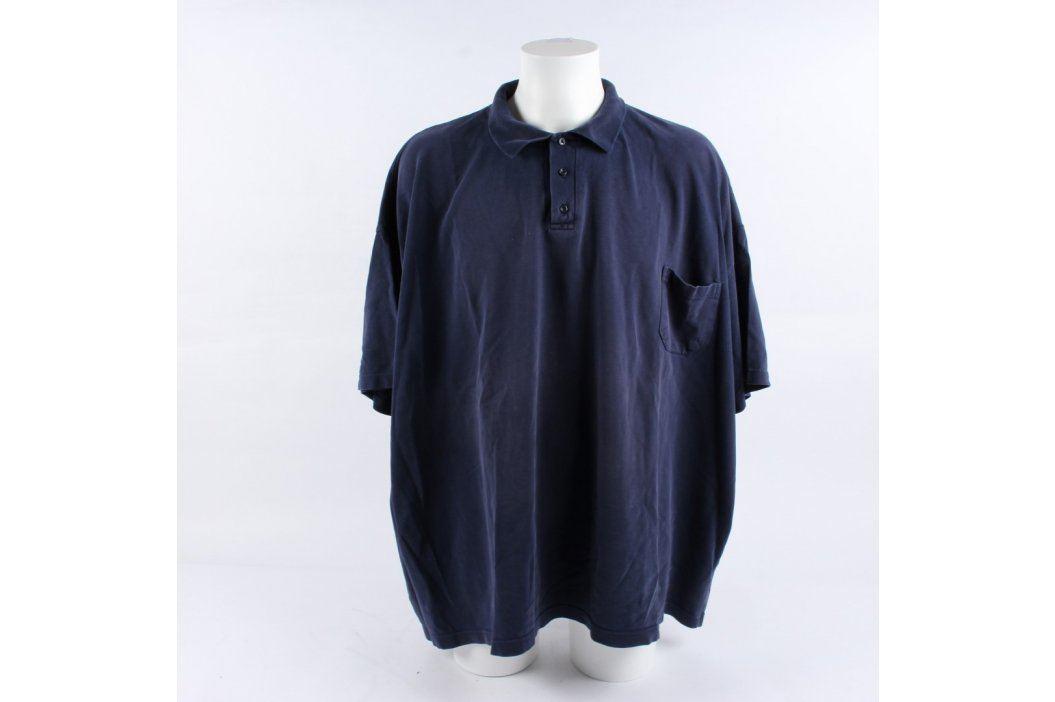 Pánské polo AFLC odstín modré Pánská trička