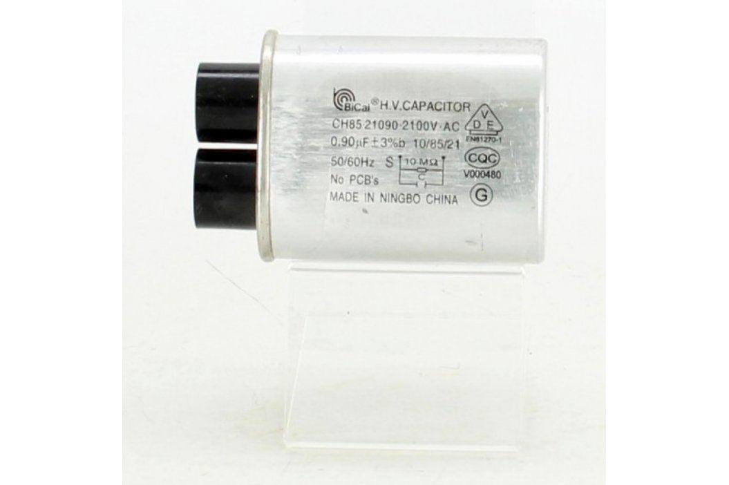 Kapacitor Bicai 07052 černostříbrný Příslušenství k malým spotřebičům