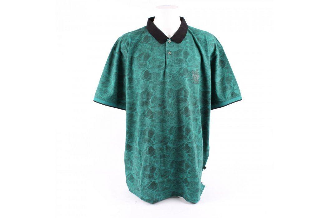 Pánské polo triko tyrkysové Hajo Pánská trička