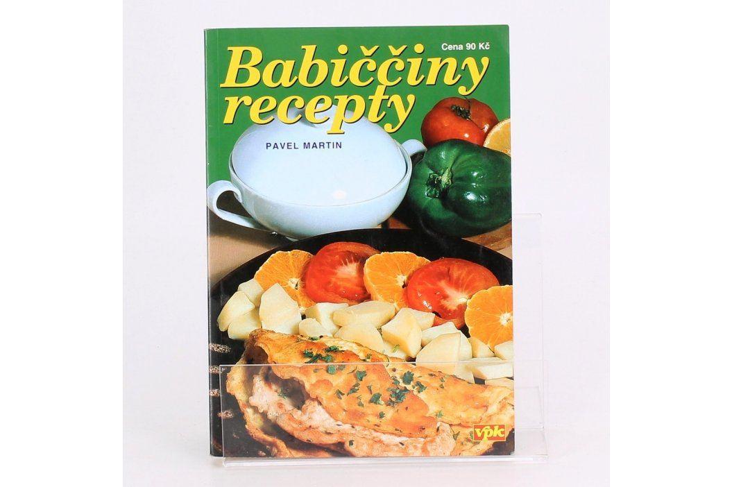 Kniha :Babiččiny  recepty Knihy