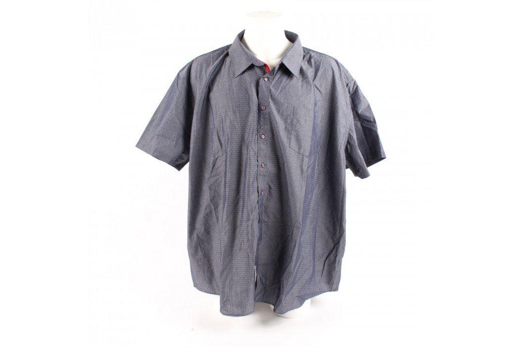 Pánská košile odstín šedé AMJ style Pánské košile