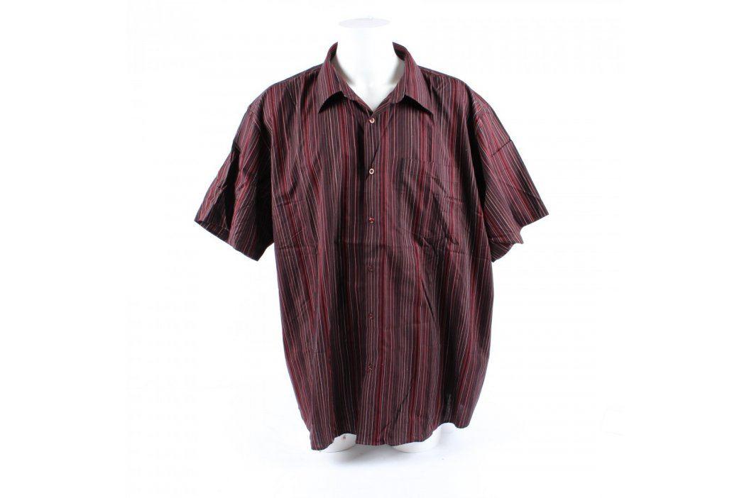 Pánská košile proužkatá AMJ style Pánské košile
