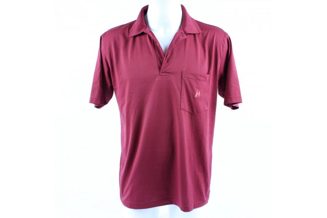 Pánské tričko odstín červené Softblue Pánská trička