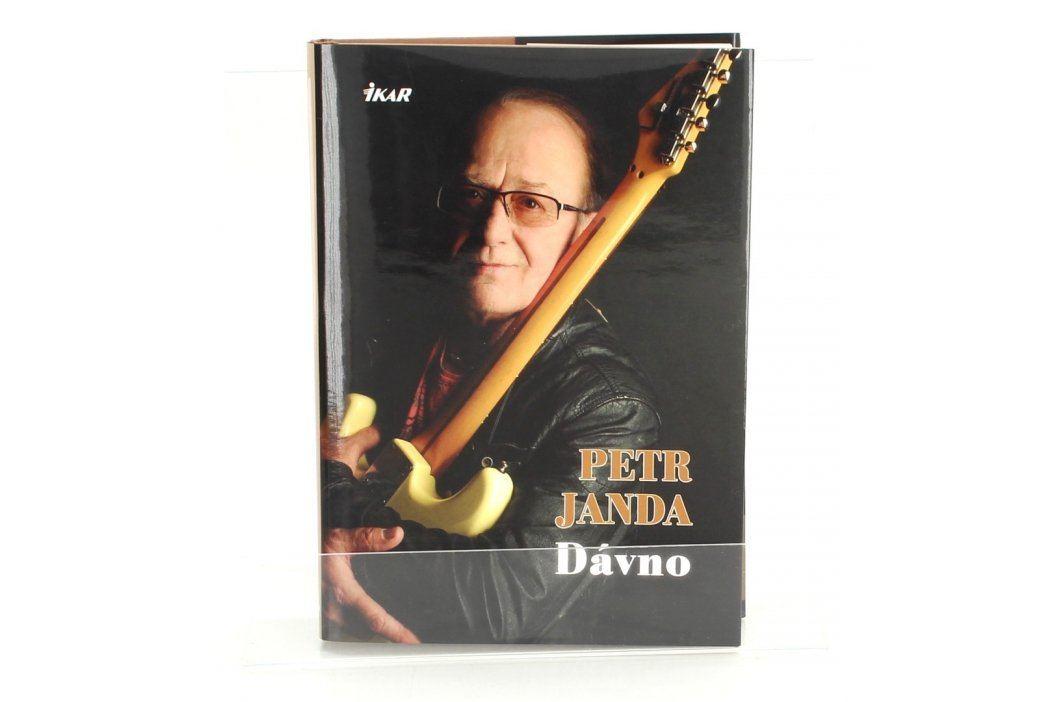 Autobiografie Petr Janda Dávno  Knihy