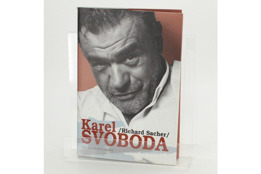 Biografie Karel Svoboda kniha Knihy