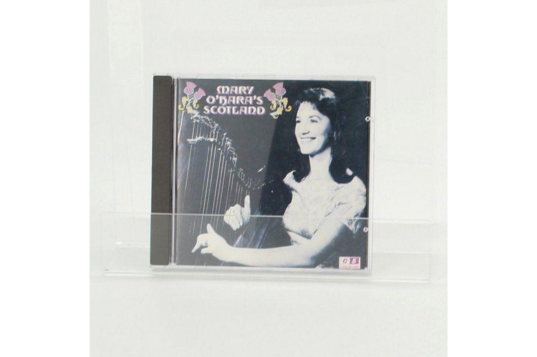 CD Mary O´hara´s Scotland Hudba