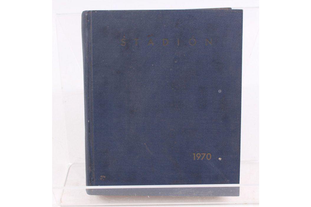 Stadión - rok 1970, ročník 18, čísla 1 - 52  Knihy