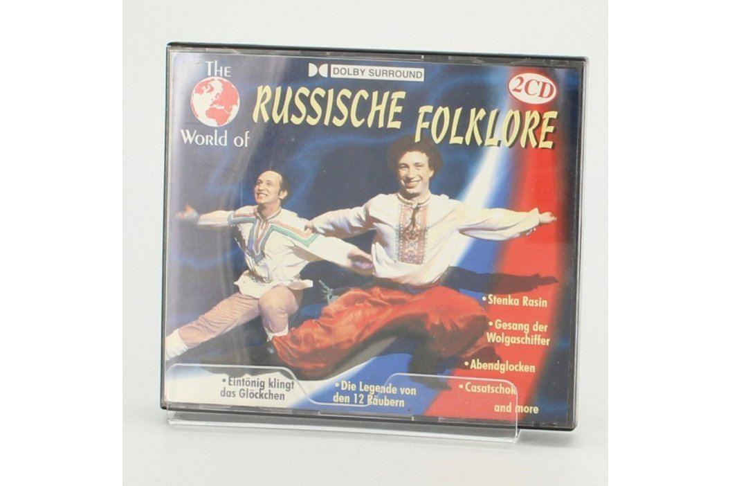 CD World Russische folklore Hudba